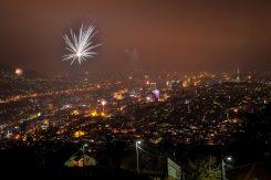 Vatromet, Sarajevo