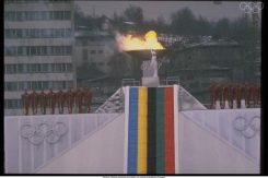 Sanda Dubravčić, Sarajevo Olimpijada 1984