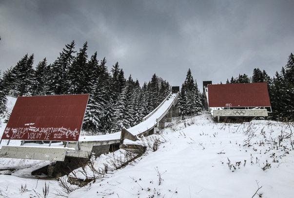 Skakaonice na Igmanu
