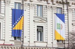 vlada KS, zastava