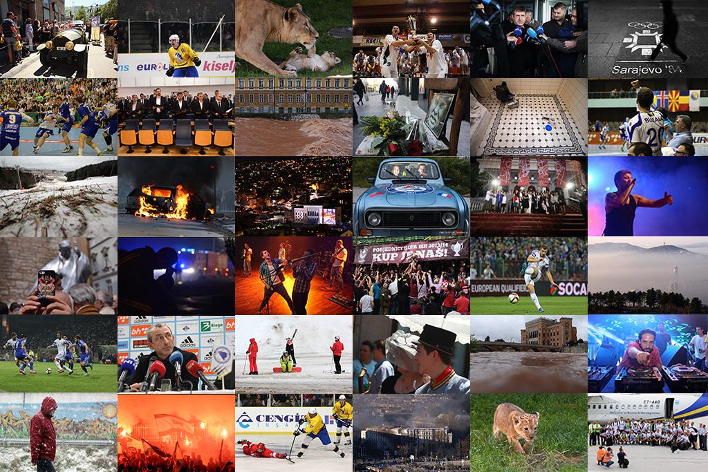 Godina kroz fotografije Sarajevski.ba