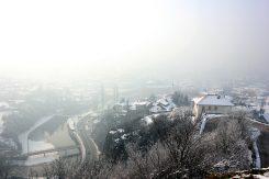Magla, Sarajevo