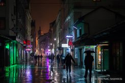 Sarajevo noc