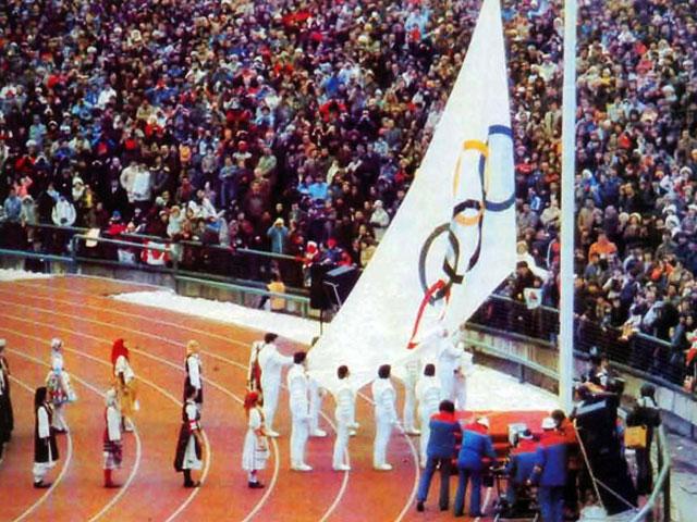 ZOI 84, olimpijske igre