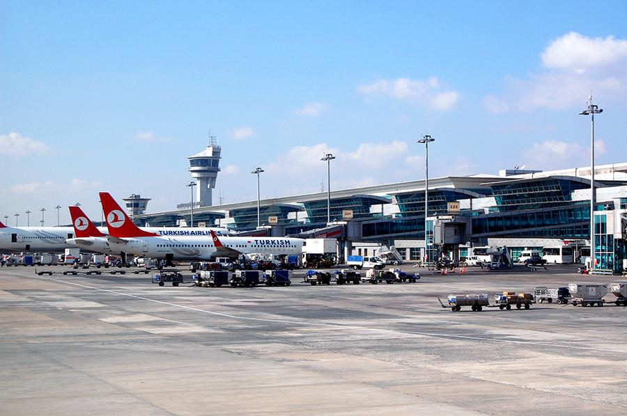 Aerodrom Ataturk Istanbul