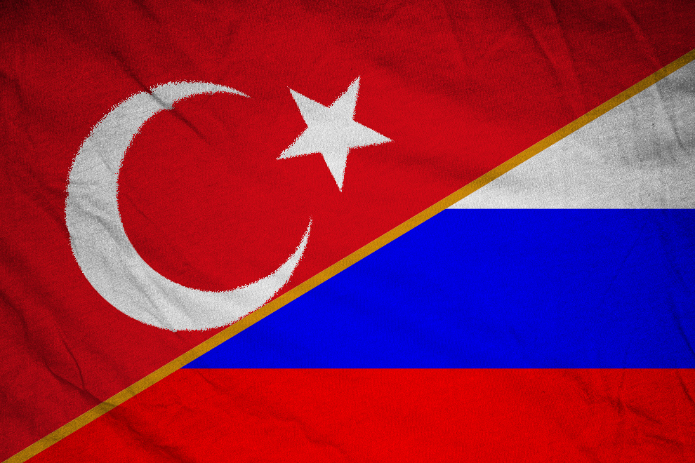 Turska i Rusija