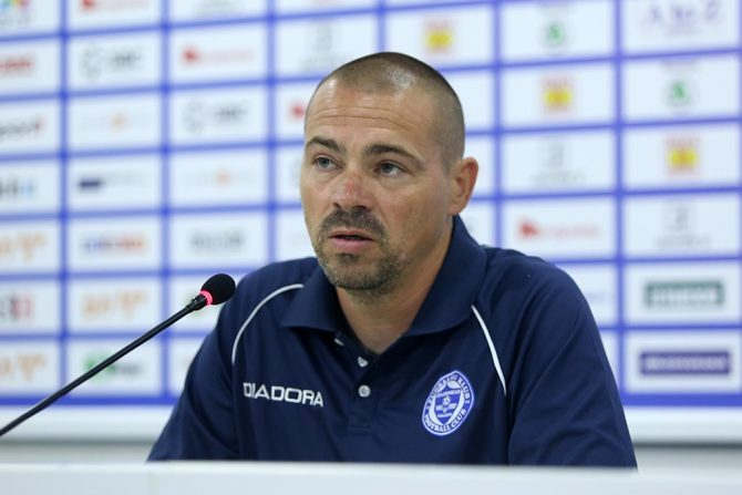 FK Zeljeznicar, Milos Kostic