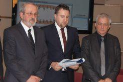 Abdulah Skaka, Ivica Šarić, Milan Trivić